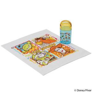 特価 【アウトレット セール】 おしぼりセット トイ・ストーリー 子供用 キャラクター ( おしぼりケース ハンドタオル お弁当グッズ )|colorfulbox