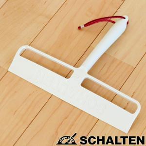 汚れる掃除グッズをあえておしゃれに!汚れるほどに味が出る『SCHALTEN シャルテンシリーズ』です...