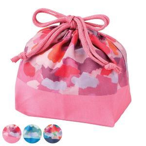 お弁当袋 ランチ巾着 キャンディポップ 巾着袋 ( 弁当 巾着 弁当袋 お弁当包み )|colorfulbox