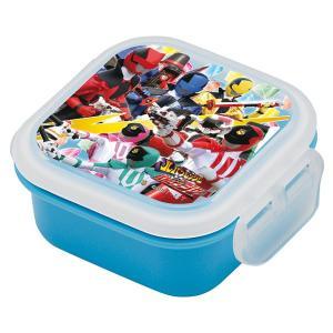 お弁当箱 デザートケース 快盗戦隊ルパンレンジャーVS警察戦隊パトレンジャー 子供用 ( フルーツケース ランチボックス 食洗機対応 おすすめ ) colorfulbox
