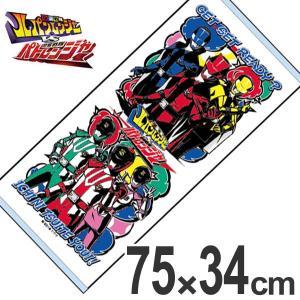 フェイスタオル 快盗戦隊ルパンレンジャー vs 警察戦隊パトレンジャー ( タオル スーパー戦隊 キャラクター ) colorfulbox