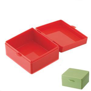 お弁当箱 サンドイッチケース 具だくサンドケース ( 弁当箱 サンドイッチ シンプル )|colorfulbox
