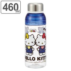 セパレートボトル 480ml ハローキティデニム ( プラスチック製 ウォーターボトル マグボトル )|colorfulbox