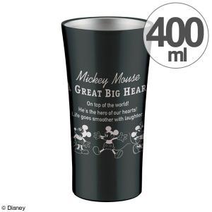 ステンレスタンブラー 真空断熱タンブラー 400ml ミッキーマウス ミッキーチアフル ( ステンレス タンブラー 保温 保冷 ) colorfulbox