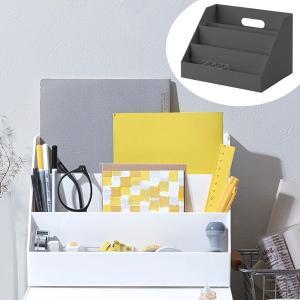 自分仕様に組み合わせできるシンプルな整理BOXシリーズです。身の回りの小物をひとまとめに収納できる整...