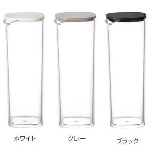 キントー KINTO 冷水筒 ピッチャー 1L OVA ウォーターカラフェ ( アクリル製 麦茶ポット 冷水ポット 水差し ) colorfulbox 03