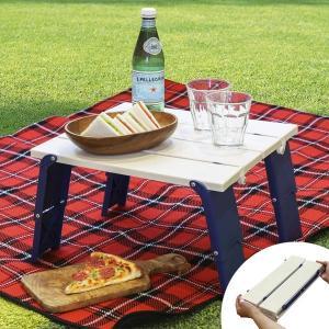 ピクニックテーブル コンパクト 折りたたみ テーブル アウトドア ( アウトドア ピクニック 簡易テーブル )|colorfulbox