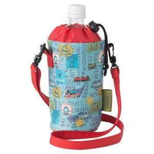 ペットボトルホルダー きかんしゃトーマス 500ml用 カバー キャラクター ( 保冷 ペットボトルケース 子供用 )|colorfulbox