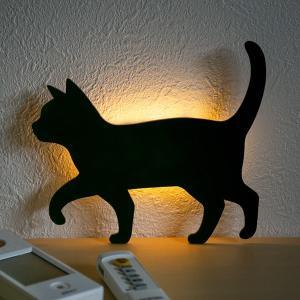 LEDライト ねこ