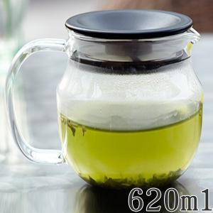 キントー KINTO ティーポット 620ml ワンタッチティーポット 耐熱ガラス ( 紅茶ポット 急須 電子レンジ対応 食洗機対応 )|colorfulbox