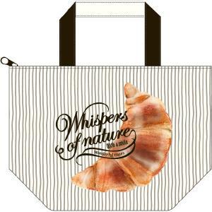 ランチバッグ 保冷バッグ トート型保冷ランチバッグ ベーカリー パン柄 グッズ ( お弁当バッグ 保冷 お弁当入れ )|colorfulbox
