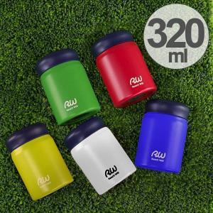 スープジャー RW真空フードポット ステンレス製 320ml ( 保温弁当 スープポット スープ )|colorfulbox