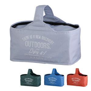 クーラーバッグ ワンハンドル ゴーアウト 保冷 ( 保冷バッグ 買い物かご トートバッグ )|colorfulbox