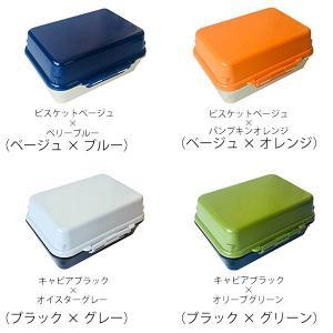 【ポイント最大26倍】お弁当箱 ジェルクール デリ 1段 500ml ドーム型 保冷剤一体型 ( 弁当箱 ランチボックス 日本製 )|colorfulbox|04
