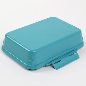 【ポイント最大26倍】お弁当箱 ジェルクール デリ 1段 500ml ドーム型 保冷剤一体型 ( 弁当箱 ランチボックス 日本製 )|colorfulbox|06