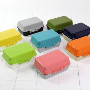 【ポイント最大26倍】お弁当箱 ジェルクール デリ 1段 500ml ドーム型 保冷剤一体型 ( 弁当箱 ランチボックス 日本製 )|colorfulbox|09