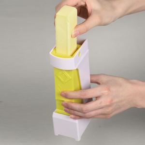 バターカッター ガジェコン にぎって切れるバタースライサー ( バタースライサー バターケース バターカット ) colorfulbox 03