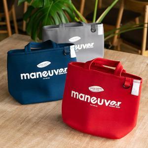 保冷ランチトートバッグ maneuver 保冷バッグ ウエットスーツ素材 マヌーバ ( ランチバッグ トートバッグ 保冷 )|colorfulbox