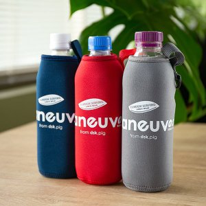 保冷ボトルケース maneuver ペットボトルケース ウェットスーツ素材 マヌーバ ( ペットボトルホルダー カバー 保冷 )|colorfulbox