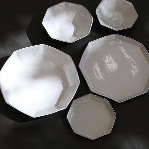 パスタプレート 23cm 洋食器 アミューズ 陶器 食器 笠間焼 日本製 ( 食洗機対応 電子レンジ対応 皿 お皿 深皿 八角形 )|colorfulbox|13