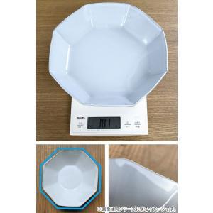 パスタプレート 23cm 洋食器 アミューズ 陶器 食器 笠間焼 日本製 ( 食洗機対応 電子レンジ対応 皿 お皿 深皿 八角形 )|colorfulbox|07