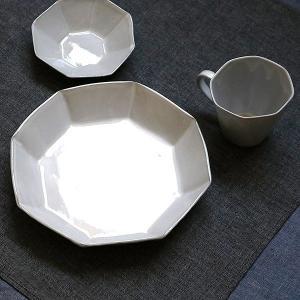 マグカップ 320ml アミューズ コップ マグ 陶器 笠間焼 日本製 ( 食洗機対応 電子レンジ対応 カップ 八角形 )|colorfulbox|14