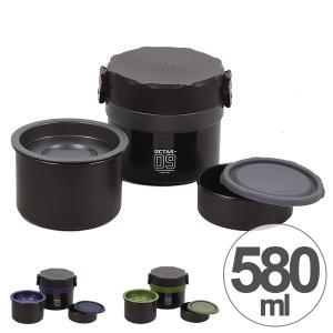 保温弁当箱 オクタス ステンレスランチジャー 580ml ステンレス製 ( ランチジャー お弁当箱 ランチボックス )|colorfulbox