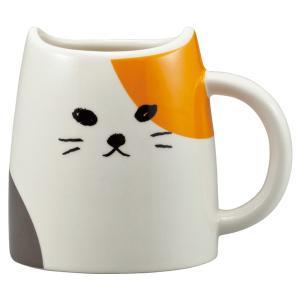 マグカップ 330ml 三毛猫