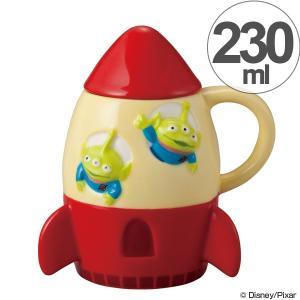 マグカップ エイリアン ロケット トイストーリー 230ml フタ付