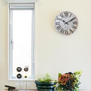 掛け時計 33cm カフェタイム 3 モチーフクロック Cafe Time ( アナログ 時計 壁掛け時計 インテリア 雑貨 )|colorfulbox