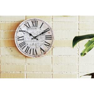 掛け時計 33cm カフェタイム 3 モチーフクロック Cafe Time ( アナログ 時計 壁掛け時計 インテリア 雑貨 )|colorfulbox|07