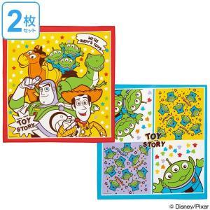 ランチクロス トイ・ストーリー 子供 2枚入り ( ランチョンマット 幼稚園 保育園 お弁当包み )|colorfulbox