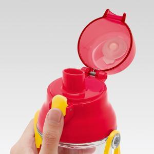 水筒 PEANUTSフレンズ スヌーピー 直飲み プラスチック 480ml 子供 キャラクター ( 食洗機対応 幼稚園 保育園 軽量 )|colorfulbox|02