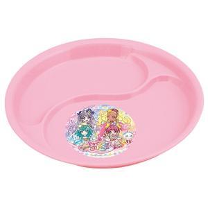 ランチプレート ランチ皿 スター☆トゥインクルプリキュア 子供 食器 キャラクター 日本製 ( プリキュア )|colorfulbox