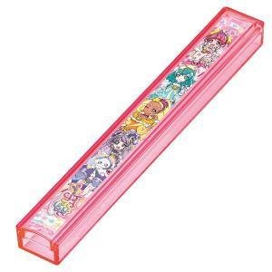 箸箱 スター☆トゥインクルプリキュア 子供 キャラクター 日本製 ( プリキュア 箸ケース カトラリー 子供用 )|colorfulbox