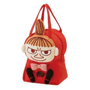 ムーミンに登場するミイのファスナーで開閉する手提げダイカットバッグです。小さめサイズなので、お財布や...
