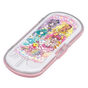 トリオセット スター☆トゥインクルプリキュア 箸・フォーク・スプーン 子供 ( プリキュア 幼稚園 保育園 食洗機対応 )|colorfulbox