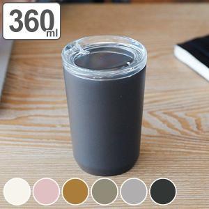 キントー KINTO タンブラー 360ml 保温 保冷 蓋付き TO GO TUMBLER ( コップ マグ ステンレス製 カップ 2重構造 コーヒー ) colorfulbox