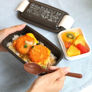 お弁当箱 1段 2段 2way クチーナ セパレートランチボックス 500ml〜670ml ( 弁当箱 レンジ対応 食洗機対応 日本製 )|colorfulbox|15