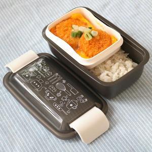 お弁当箱 1段 2段 2way クチーナ セパレートランチボックス 500ml〜670ml ( 弁当箱 レンジ対応 食洗機対応 日本製 )|colorfulbox|08