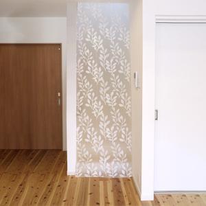 冷気キープカーテン エアコン 暑さ対策 間仕切り 幅100×丈260cm レギュラー