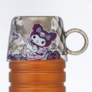 ペットボトルのキャップの上からはめるだけで、水筒に大変身コップです。ペットボトルに口をつけず、コップ...