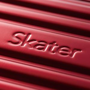 お弁当箱 1段 アルミ SKATER ふわっとランチボックス 仕切り付 600ml ( 弁当箱 スケーター ランチボックス アルミ弁当 アルミランチボックス )|colorfulbox|12