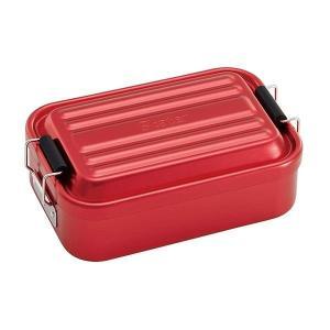 お弁当箱 1段 アルミ SKATER ふわっとランチボックス 仕切り付 600ml ( 弁当箱 スケーター ランチボックス アルミ弁当 アルミランチボックス )|colorfulbox|18