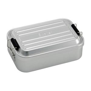 お弁当箱 1段 アルミ SKATER ふわっとランチボックス 仕切り付 600ml ( 弁当箱 スケーター ランチボックス アルミ弁当 アルミランチボックス )|colorfulbox|19