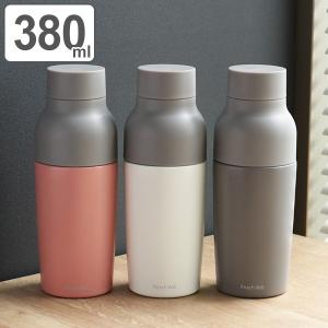 2way vase ステンレス製真空マグボトル 380ml