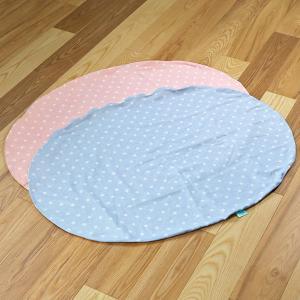 レギュラーサイズのいねむりふとん専用のカバーです。中綿は付属しません。赤ちゃんが汗をかいたりミルクを...