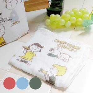 ふきん PEANUTS かや生地ふきん スヌーピー ( 布巾 蚊帳生地ふきん キッチンクロス )|colorfulbox