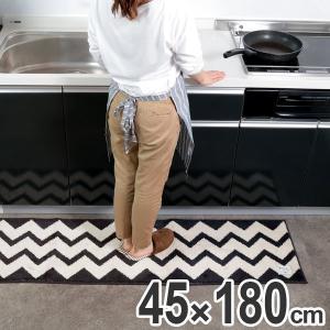 キッチンマット 180 スヌーピー デイリーシャープ 45×180cm 日本製 ( キッチン マット 180cm キッチンラグ )|colorfulbox