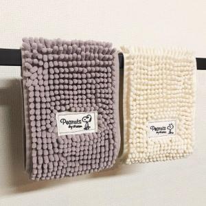 タオル スヌーピー ライフS ドライモップ ( マイクロモール お手ふき 速乾 )|colorfulbox